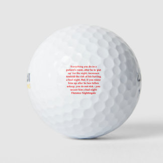 Pelotas De Golf Florence Nightingale