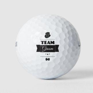 Pelotas De Golf Novio del equipo