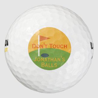 Pelotas De Golf Regalo divertido para el golfista,