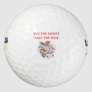 Pelotas De Golf tarjetas