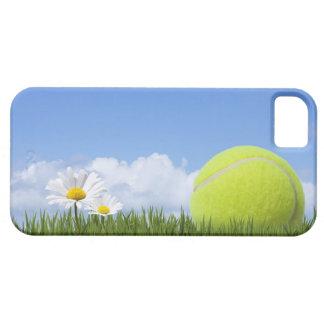 Pelotas de tenis iPhone 5 cárcasa
