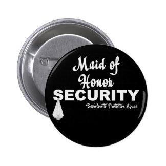 Pelotón de la protección del KRW Bachelorette Pin