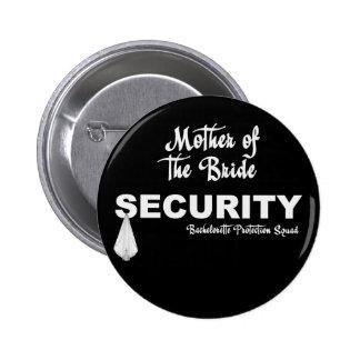 Pelotón de la protección del KRW Bachelorette Chapa Redonda De 5 Cm