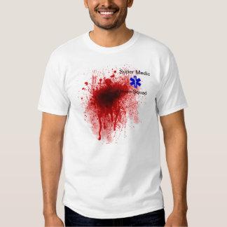 Pelotón del médico camiseta