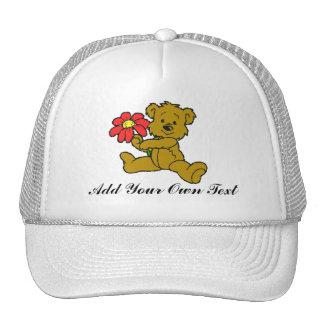 PELUCHE BEAR-HAT GORRO