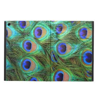 Penachos del pavo real del aire de IPad Funda Para iPad Air