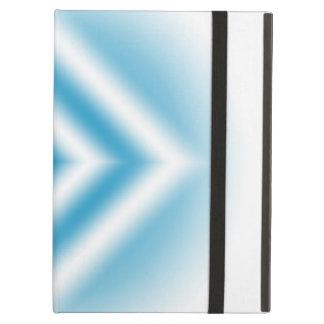 pendiente azul del diamante del Personalizar-cielo Funda Para iPad Air