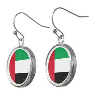 Pendientes Bandera de United Arab Emirates