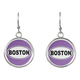 Pendientes Boston Massachusetts