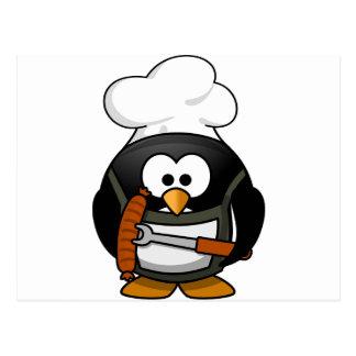 penguin-160159_640 postal