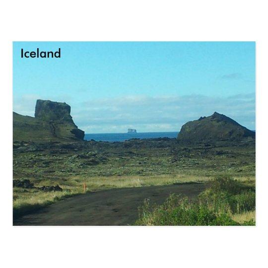 Península de Reykjanes, Islandia Postal