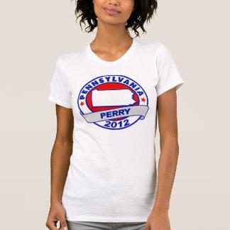 Pennsylvania Rick Perry Camiseta
