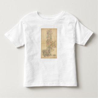 Penobscot Co, Maine Camiseta De Bebé