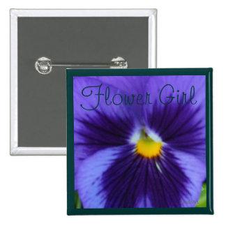 Pensamiento Azul-Violeta Chapa Cuadrada