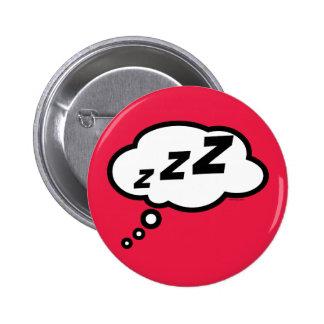 Pensamiento en la cogida del botón de algún Zzz