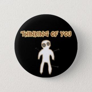 Pensamiento en usted botón
