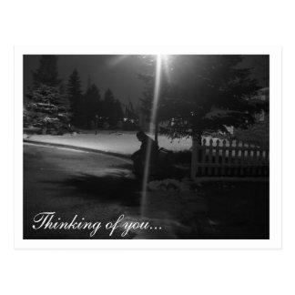 Pensando en usted 1 001, pensando en usted… postal
