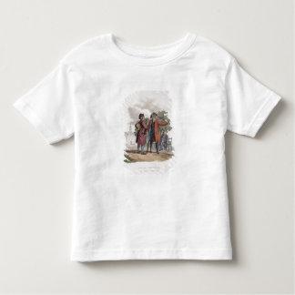 Pensionistas de Chelsea, caballería e infantería, Camisas