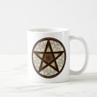 Pentagram 4 - Taza