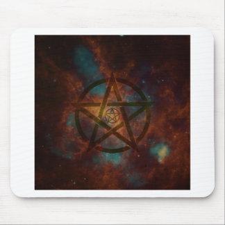 Pentagram Alfombrilla De Ratón