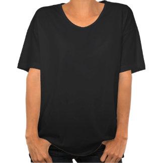 Pentagram satánico y lema de la magia negra camisetas