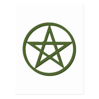 Pentagram Postal