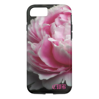 Peony suave 7 elegantes florales funda para iPhone 8/7