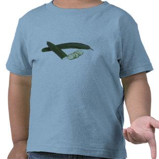Pepino japonés camiseta