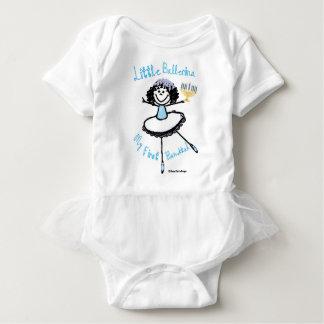 Pequeña bailarina - mi primer Hanukkha Body Para Bebé