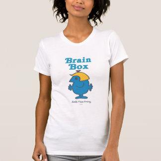 Pequeña caja del cerebro de Srta. Brainy el | Camiseta