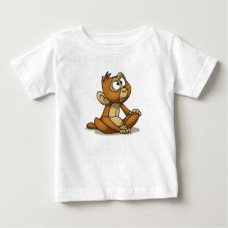 Pequeña camisa del mono
