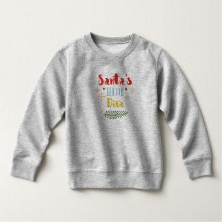 Pequeña camiseta del navidad el | de la diva de