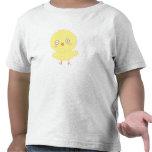 Pequeña camiseta del niño de Candi del polluelo