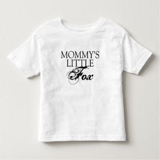 Pequeña camiseta del niño del ZORRO de la mamá