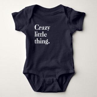 Pequeña cosa loca body para bebé