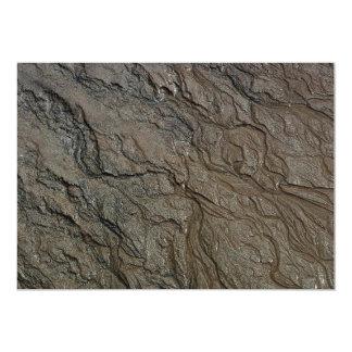 Pequeña escala de la formación del Gran Cañón Invitación 12,7 X 17,8 Cm