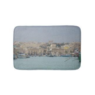Pequeña estera de baño de encargo. Malta