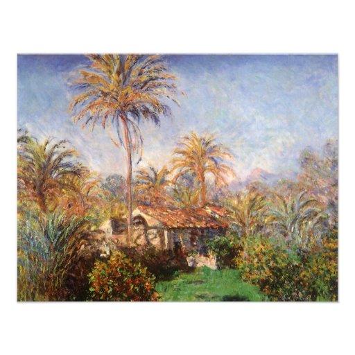 Pequeña granja del país en Bordighera de Claude Mo Anuncio