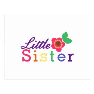 Pequeña hermana postal