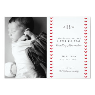 Crea tus propios anuncios de nuevo bebé y personalízalos con tus colores, diseños y estilos favoritos.