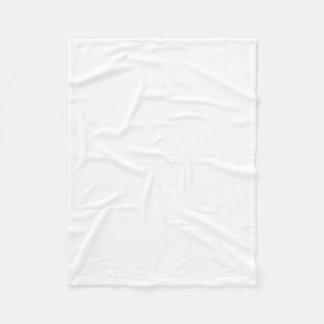 Pequeña manta del paño grueso y suave