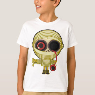 Pequeña momia camiseta