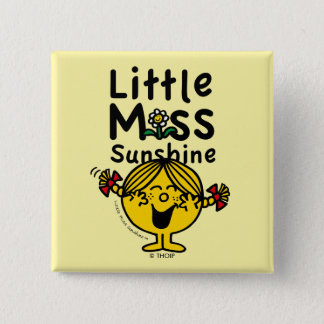 Pequeña pequeña Srta. Sunshine Laughs de la Srta. Chapa Cuadrada