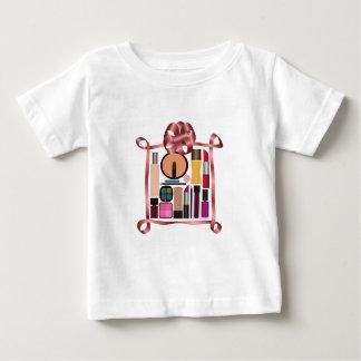 Pequeña princesa. camiseta de bebé