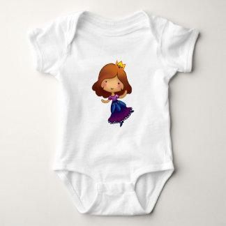 Pequeña princesa triguena camisetas