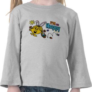 Pequeña Srta. de lúpulo Sunshine Camisetas