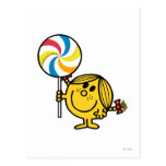 Pequeña Srta. Sunshine Lollipop Tarjetas Postales