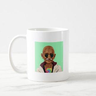 Pequeña taza de Gandhi