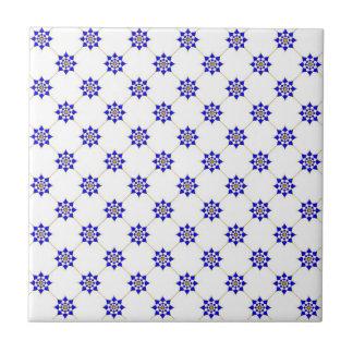Pequeña teja marroquí de la estrella