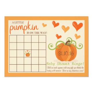Pequeñas tarjetas lindas del bingo de la fiesta de invitación 11,4 x 15,8 cm